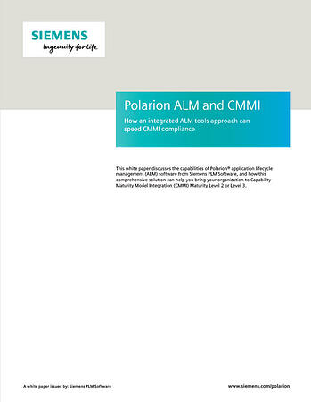 Polarion_CMMI_Overview