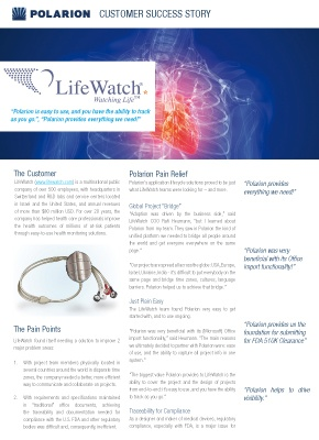 Lifewatch-Customer-Success-Story