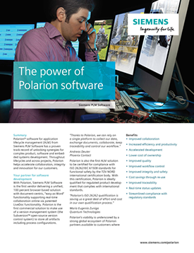 power-of-polarion-software
