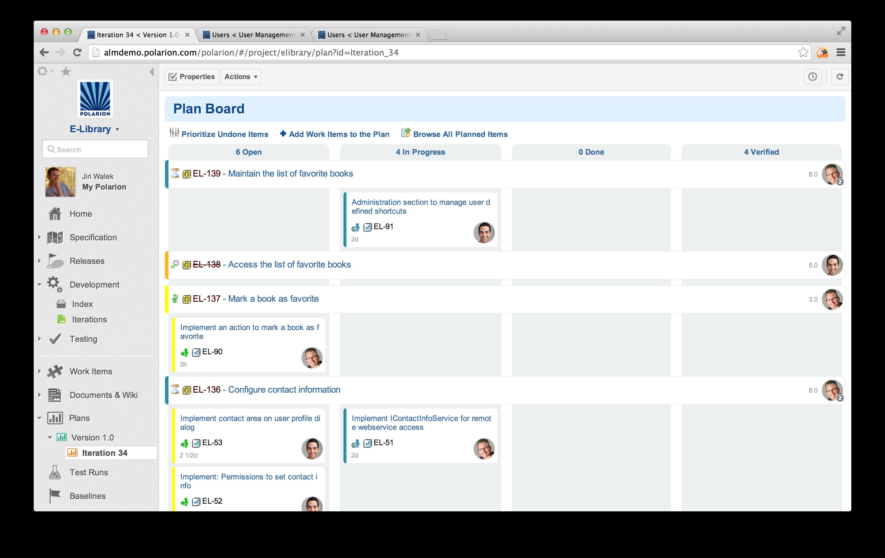 Alm Application Lifecycle Managementsoftware Development