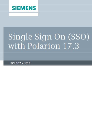 Single Sign On (SSO)
